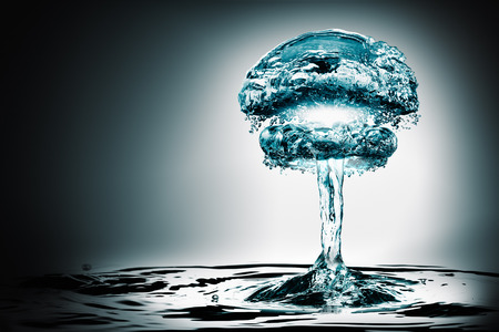 Water nuclear bomb