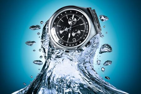 Watch water resistant