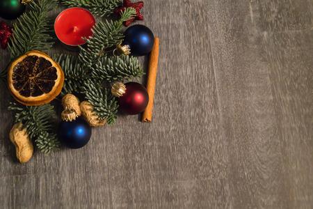 Annual Christmas decoration 写真素材