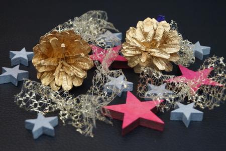 Annual Christmas decoration Stock Photo