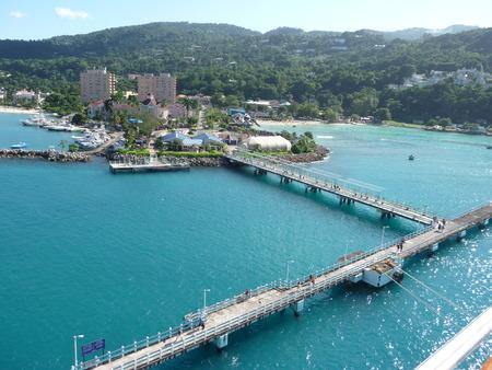 Ocho Rios Jamaica Zdjęcie Seryjne