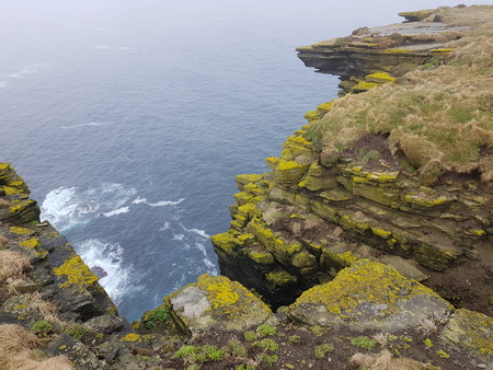 Marwick Head Orkney Islands