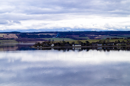 Kirkwall in Scotland