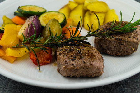 Rosemary Lamb fillet