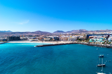 Puerto del Rosario Fuerteventura, Canary Islands Spain Europe