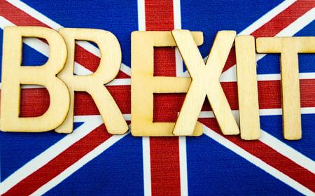 Brexit - Great Britain wants to leave the european community Reklamní fotografie