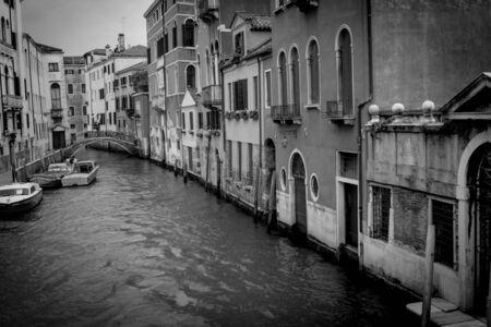 Venice city in the lagoon of the adriatic sea
