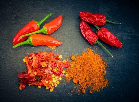 Piri piri red hot chili pepper