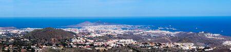 Viewpoint Pico de Bandama Caldera Gran Canary Spain
