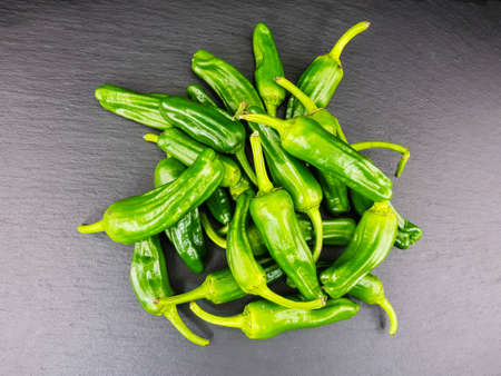 Pimentos de Padron spanish pepper