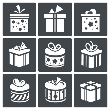 unwrapped: Collection of gift boxes for any event