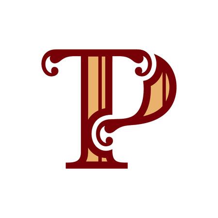 Branding identity corporate logo isolated on white background Vector