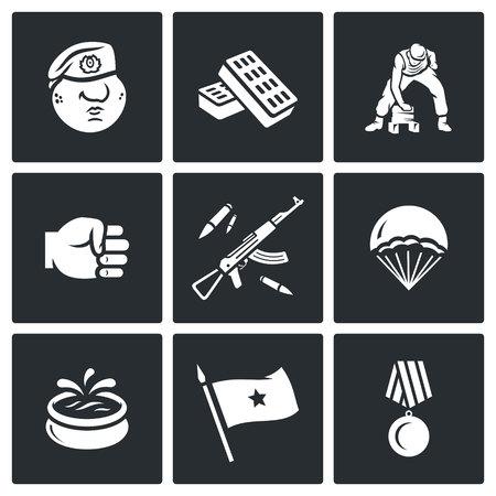 shaft: Warrior, Broken bricks, Machine gun, Parasailing, Water, Shaft, Order