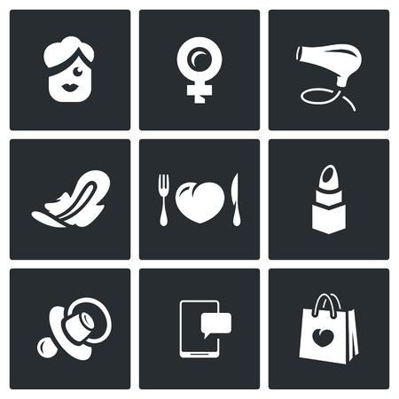 whim: Girl, sign, beauty, hygiene, nutrition, cosmetic, motherhood, smartphone, bag