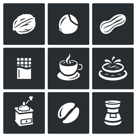 Walnut, Hazelnut, Peanut, Bar, Mug, Fountain, Grinder, Kernel, Bank
