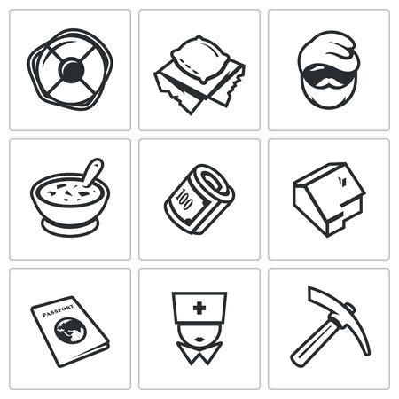 chowder: Lifebuoy, Accommodation, Homeless, Chowder, Money, Home, Passport, Doctor, Tool