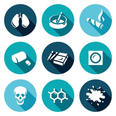 habit: Trachea, Electronic cigarette, Tobacco, Bad habit Abuse Skull Disease Dyspnea