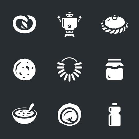soup kettle: bagel, kettle, pie, pancake, bagels, jam, soup, ravioli, drink
