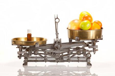 Power of essential oils Stok Fotoğraf