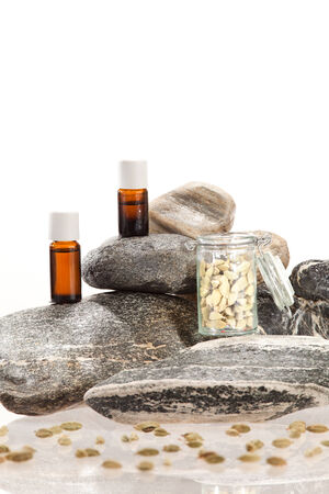 cardamum: Essential oils from spices