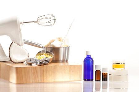 Production of Aroma cosmetics Stok Fotoğraf