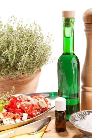 essences: Aroma Kitchen, essential oils in the kitchen