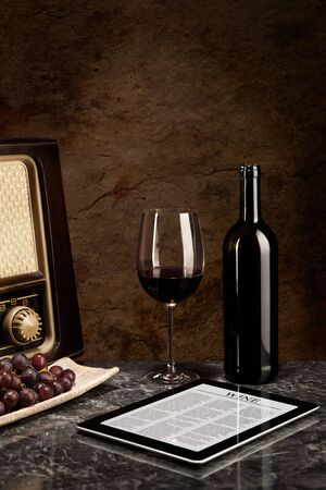 intellectually: Stability of wine beside the old and new technology