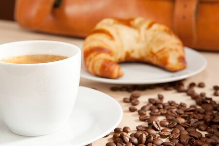 caffeine: Caffeine containing breakfast for intellectuals