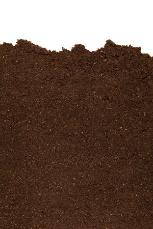Profile of soil