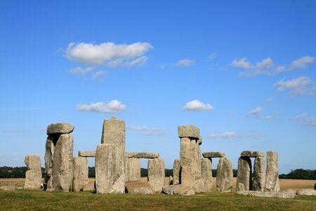 Stonehenge in Wiltshire England Stock Photo - 2269780
