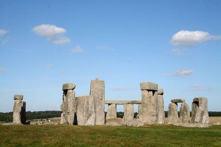 Stonehenge in Wiltshire England Stock Photo - 2269783