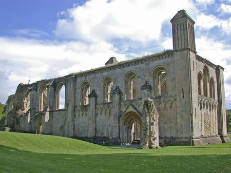 oldest: The Abbey in Glastonbury