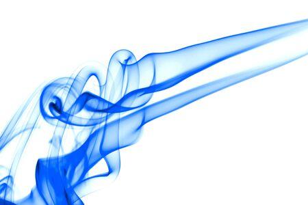 Photographie de fum�e color�e filtr� et manipul�s pour effet Banque d'images - 6843748