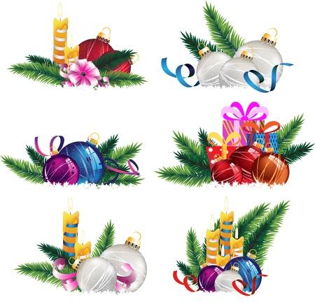 クリスマスと新年のセット
