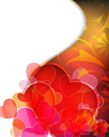 Melting  Valentine Stock Vector - 17466221