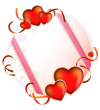 Happy Valentine Stock Vector - 17466206