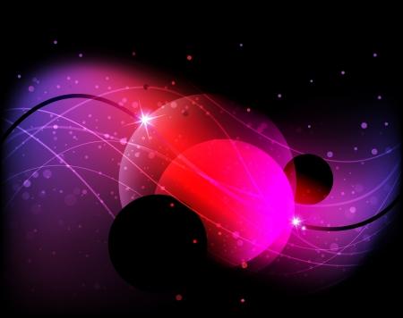 irradiate: Planetas misteriosos moverse en una ?rbita a trav?s del Universo