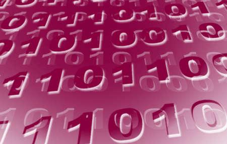 decoración del fondo - la computadora generó la ilustración para el diseño de la tela Foto de archivo - 859511