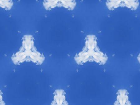 background decoration - computer generated illustration for web design Stock Illustration - 859575