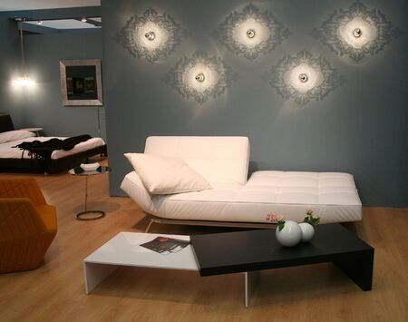 Albergo 5 stelle appartamento - decorazione idee per rendere il vostro delizioso appartamento Archivio Fotografico
