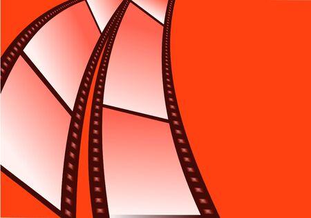 Strip film - generato dal computer