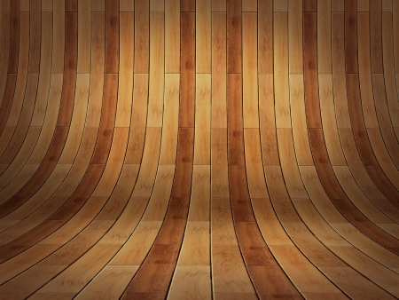 3D background empty surface Stock Photo