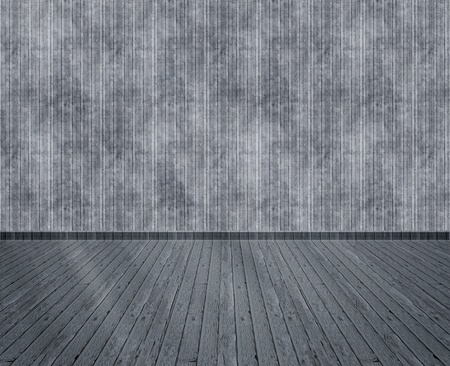 Empty interior Room  Digital background for studio photographers photo