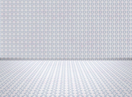 Empty interior Room  Digital background for studio photographers photo