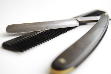 Shaving kit Stock Photo - 4928990