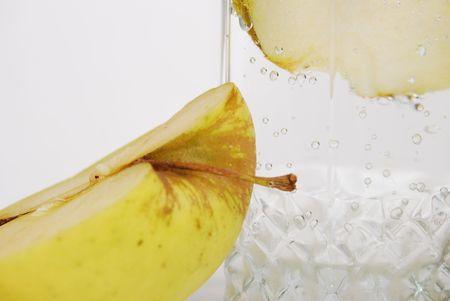 apple cocktail photo