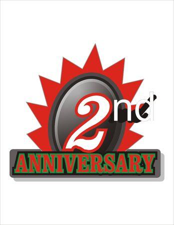 mariage: Second Anniversary