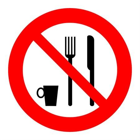forbidden sign photo