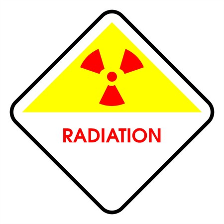 Dander area - radiation photo