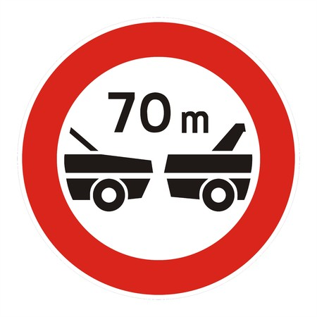 Interdiction Sign photo